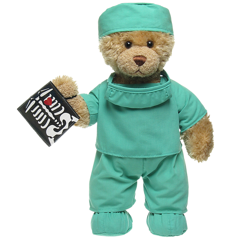 Build A Bear Doctor Outfit